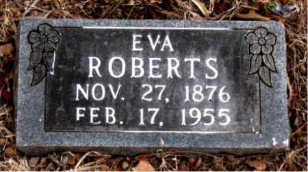 ROBERTS, EVA - Boone County, Arkansas | EVA ROBERTS - Arkansas Gravestone Photos