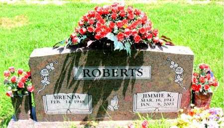ROBERTS, JIMMIE K - Boone County, Arkansas | JIMMIE K ROBERTS - Arkansas Gravestone Photos