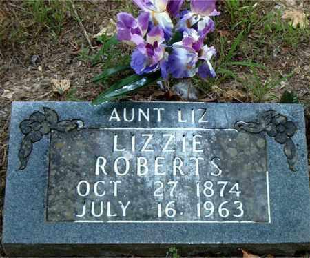 ROBERTS, LIZZIE - Boone County, Arkansas | LIZZIE ROBERTS - Arkansas Gravestone Photos