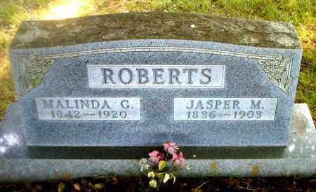 ROBERTS, JASPER M. - Boone County, Arkansas | JASPER M. ROBERTS - Arkansas Gravestone Photos