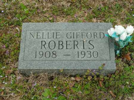 ROBERTS, NELLIE - Boone County, Arkansas | NELLIE ROBERTS - Arkansas Gravestone Photos