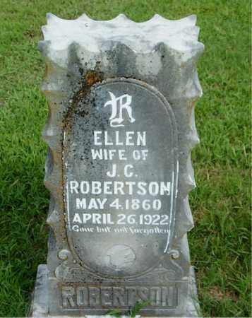 ROBERTSON, ELLEN - Boone County, Arkansas | ELLEN ROBERTSON - Arkansas Gravestone Photos