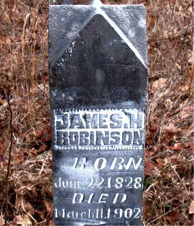 ROBINSON, JAMES H. - Boone County, Arkansas | JAMES H. ROBINSON - Arkansas Gravestone Photos