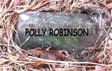 ROBINSON, POLLY - Boone County, Arkansas | POLLY ROBINSON - Arkansas Gravestone Photos