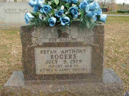ROGERS, BRYAN ANTHONY - Boone County, Arkansas | BRYAN ANTHONY ROGERS - Arkansas Gravestone Photos