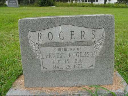 ROGERS, ERNEST - Boone County, Arkansas | ERNEST ROGERS - Arkansas Gravestone Photos