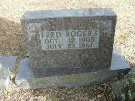 ROGERS, FRED - Boone County, Arkansas | FRED ROGERS - Arkansas Gravestone Photos