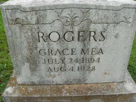 ROGERS, GRACE MEA - Boone County, Arkansas | GRACE MEA ROGERS - Arkansas Gravestone Photos