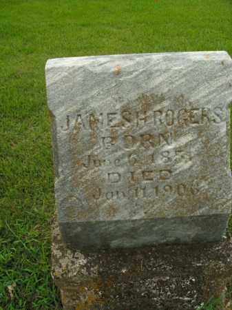 ROGERS, JAMES H. - Boone County, Arkansas | JAMES H. ROGERS - Arkansas Gravestone Photos