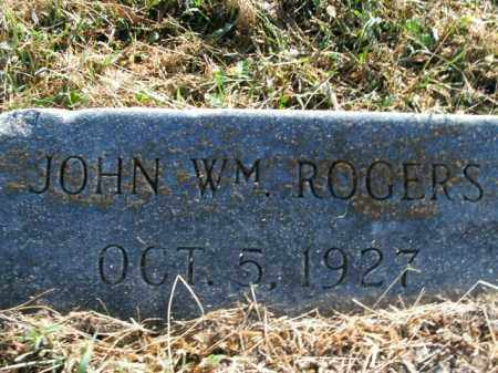 ROGERS, JOHN WILLIAM - Boone County, Arkansas | JOHN WILLIAM ROGERS - Arkansas Gravestone Photos