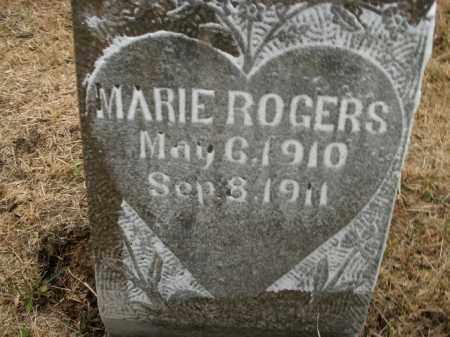ROGERS, MARIE - Boone County, Arkansas | MARIE ROGERS - Arkansas Gravestone Photos