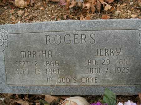 ROGERS, JERRY - Boone County, Arkansas | JERRY ROGERS - Arkansas Gravestone Photos