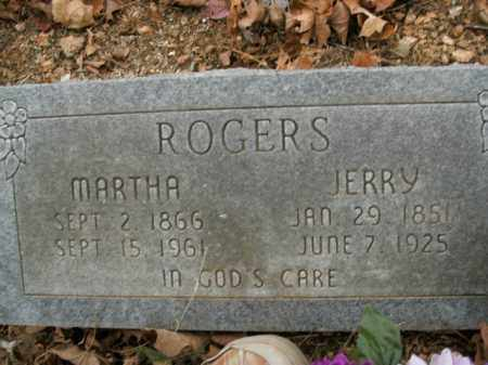 ROGERS, JERRY - Boone County, Arkansas | JERRY ROGERS - Arkansas Gravestone Photos