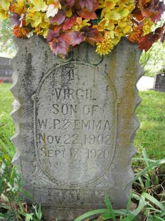 ROORK, VIRGIL - Boone County, Arkansas | VIRGIL ROORK - Arkansas Gravestone Photos