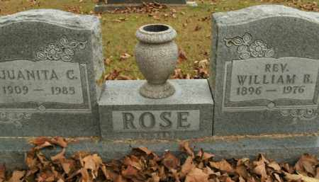 ROSE, JUANITA C. - Boone County, Arkansas | JUANITA C. ROSE - Arkansas Gravestone Photos