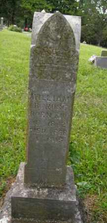 ROSE, WILLIAM B. - Boone County, Arkansas | WILLIAM B. ROSE - Arkansas Gravestone Photos