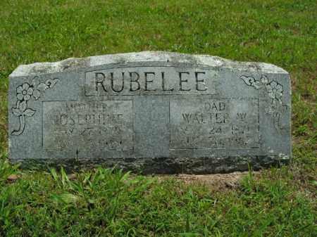 RUBELEE, JOSEPHINE - Boone County, Arkansas | JOSEPHINE RUBELEE - Arkansas Gravestone Photos