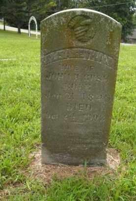 RUSH, ELISABETH ANN - Boone County, Arkansas | ELISABETH ANN RUSH - Arkansas Gravestone Photos