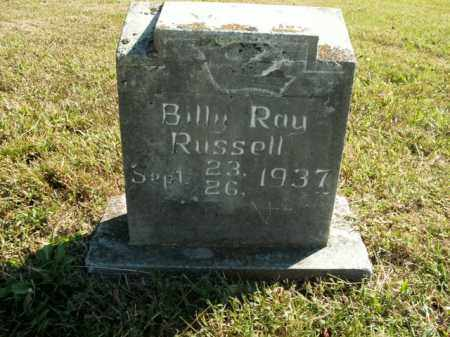 RUSSELL, BILLY RAY - Boone County, Arkansas | BILLY RAY RUSSELL - Arkansas Gravestone Photos