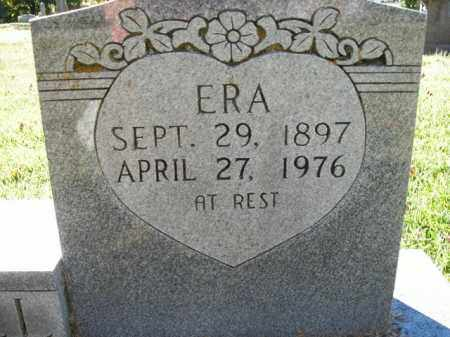 RUSSELL, ERA - Boone County, Arkansas | ERA RUSSELL - Arkansas Gravestone Photos