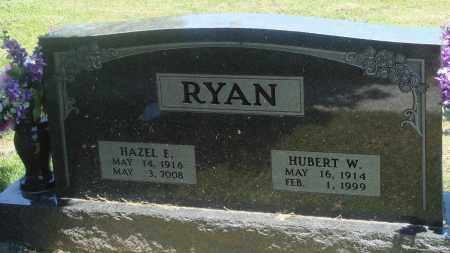 RYAN, HAZEL E - Boone County, Arkansas | HAZEL E RYAN - Arkansas Gravestone Photos