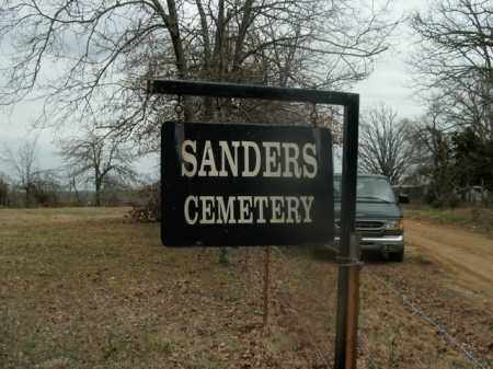*SANDERS ENTRANCE, . - Boone County, Arkansas | . *SANDERS ENTRANCE - Arkansas Gravestone Photos