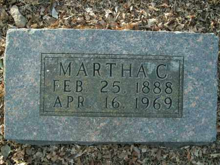 SANDERS, MARTHA C. - Boone County, Arkansas | MARTHA C. SANDERS - Arkansas Gravestone Photos