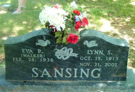 SANSING, LYNN  S. - Boone County, Arkansas | LYNN  S. SANSING - Arkansas Gravestone Photos