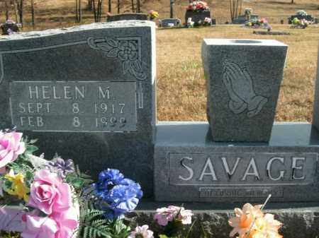 HAMLET SAVAGE, HELEN M. - Boone County, Arkansas | HELEN M. HAMLET SAVAGE - Arkansas Gravestone Photos
