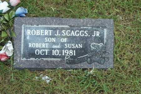 SCAGGS JR, ROBERT J - Boone County, Arkansas | ROBERT J SCAGGS JR - Arkansas Gravestone Photos
