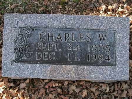 SCARSDALE, CHARLES W. - Boone County, Arkansas | CHARLES W. SCARSDALE - Arkansas Gravestone Photos