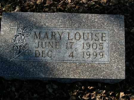 SCARSDALE, MARY LOUISE - Boone County, Arkansas | MARY LOUISE SCARSDALE - Arkansas Gravestone Photos