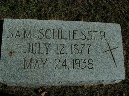 SCHLIESSER, SAM - Boone County, Arkansas | SAM SCHLIESSER - Arkansas Gravestone Photos