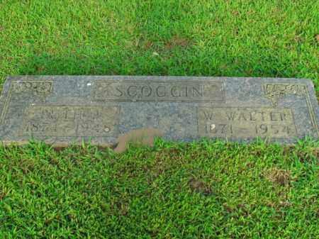 SCOGGIN, W.WALTER - Boone County, Arkansas | W.WALTER SCOGGIN - Arkansas Gravestone Photos