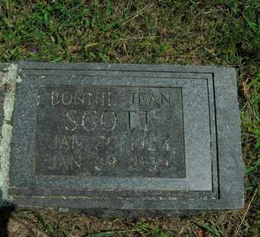 SCOTT, BONNIE JEAN - Boone County, Arkansas | BONNIE JEAN SCOTT - Arkansas Gravestone Photos