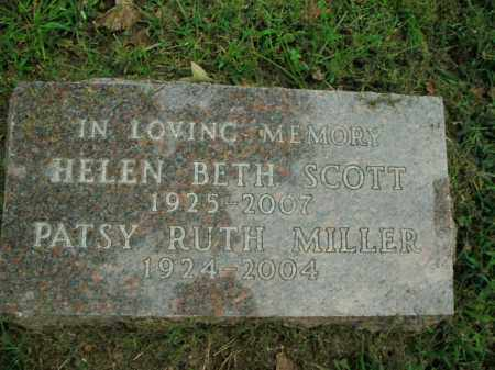 MILLER, PATSY RUTH - Boone County, Arkansas | PATSY RUTH MILLER - Arkansas Gravestone Photos