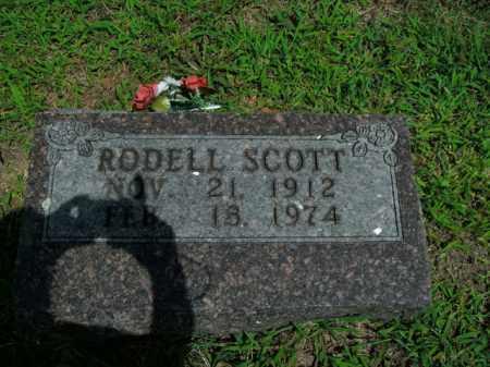 SCOTT, RODELL - Boone County, Arkansas | RODELL SCOTT - Arkansas Gravestone Photos