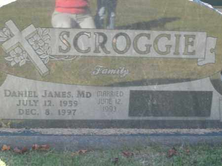 SCROGGIE, DANIEL JAMES , MD - Boone County, Arkansas | DANIEL JAMES , MD SCROGGIE - Arkansas Gravestone Photos