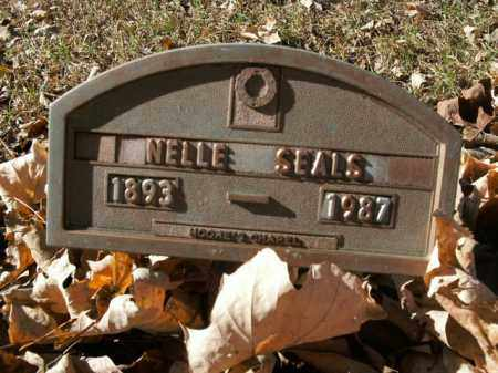 SEALS, NELLE - Boone County, Arkansas | NELLE SEALS - Arkansas Gravestone Photos