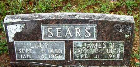 SEARS, LUCY - Boone County, Arkansas | LUCY SEARS - Arkansas Gravestone Photos