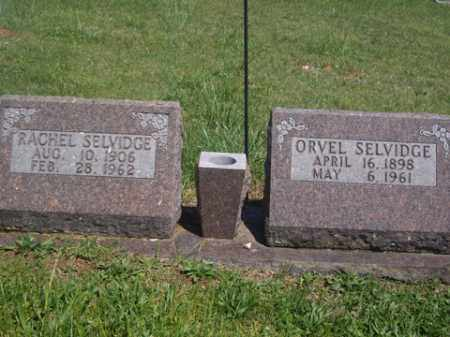 SELVIDGE, ORVEL - Boone County, Arkansas | ORVEL SELVIDGE - Arkansas Gravestone Photos