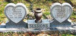SESSIONS, JEREMY QUINTEN - Boone County, Arkansas | JEREMY QUINTEN SESSIONS - Arkansas Gravestone Photos