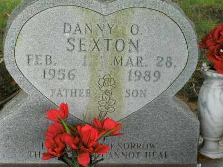 SEXTON, DANNY O'DELL - Boone County, Arkansas | DANNY O'DELL SEXTON - Arkansas Gravestone Photos