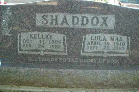 SHADDOX, LULA MAE - Boone County, Arkansas | LULA MAE SHADDOX - Arkansas Gravestone Photos