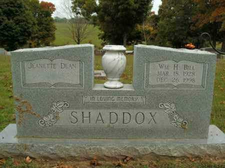 SHADDOX, WILLIAM H. - Boone County, Arkansas | WILLIAM H. SHADDOX - Arkansas Gravestone Photos