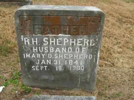 SHEPHERD, RICHARD H. - Boone County, Arkansas | RICHARD H. SHEPHERD - Arkansas Gravestone Photos