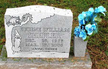 SHEPLER, EUGENE WILLIAM - Boone County, Arkansas | EUGENE WILLIAM SHEPLER - Arkansas Gravestone Photos