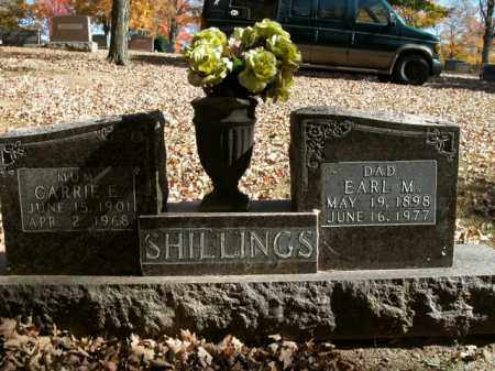 SHILLINGS, CARRIE E. - Boone County, Arkansas | CARRIE E. SHILLINGS - Arkansas Gravestone Photos