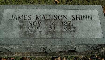 SHINN, JAMES MADISON - Boone County, Arkansas | JAMES MADISON SHINN - Arkansas Gravestone Photos