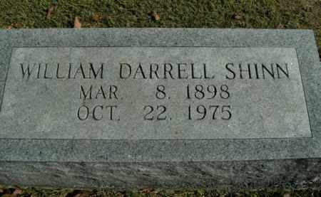 SHINN, WILLIAM DARRELL - Boone County, Arkansas | WILLIAM DARRELL SHINN - Arkansas Gravestone Photos